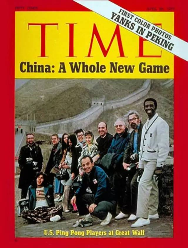 diplomazia del ping pong-cina-time-great wall-sport