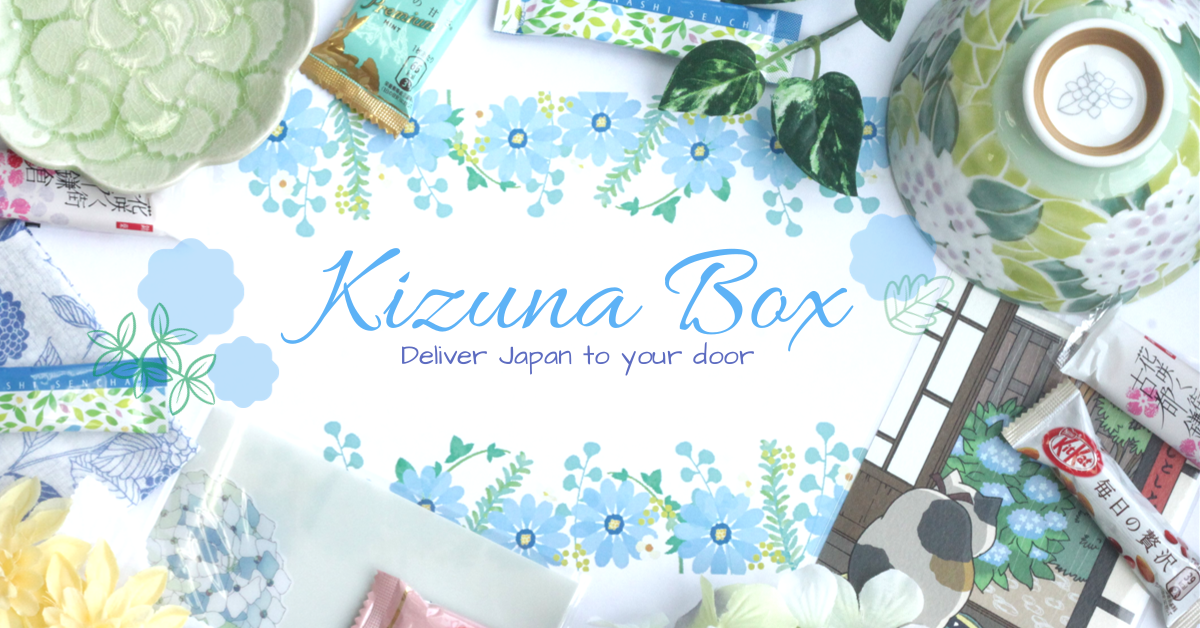 kizuna - box - subscription - japan - gift