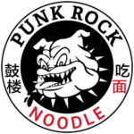 pioggia a pechino - punk rock noodle - restaurant - beijing - china - travel